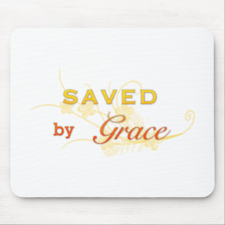 Saved By Grace Mouse Mat