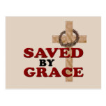 SAVED BY GRACE POST CARDS