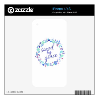 Saved By Grace Skin For The iPhone 4