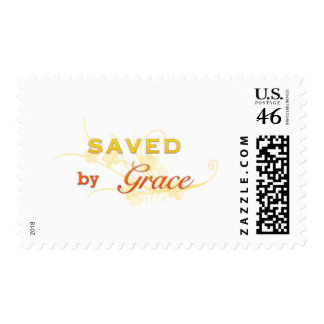 Saved By Grace Stamp
