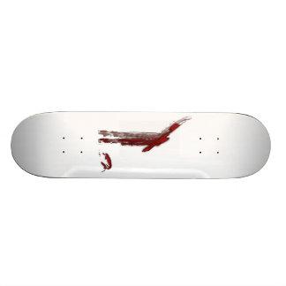 Saved by His Blood Skateboard Decks