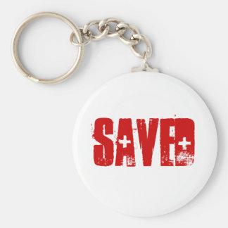 SAVED KEYCHAIN