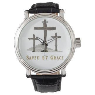 savedbygrace99 wrist watch