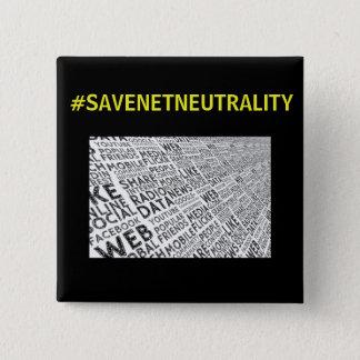 #SaveNetNeutrality free access square button