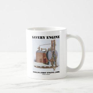 Savery Engine World's First Engine (1698) Coffee Mug