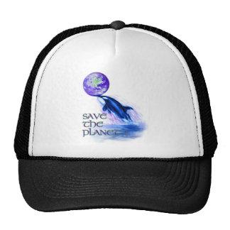 SaveThe Planet Trucker Hat