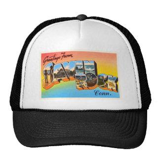 Savin Rock Connecticut CT Vintage Travel Souvenir Trucker Hat