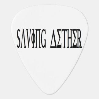 Saving Aether Guitar Pick