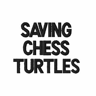 Saving Chess Turtles Hoodies