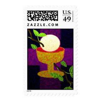 Saving Cup Postage Stamp