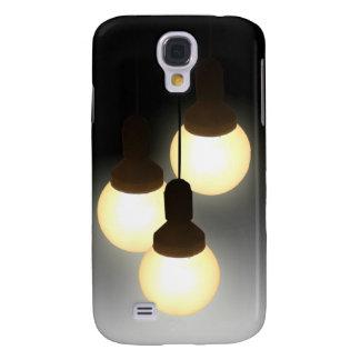 Saving energy light bulbs for iPhone Samsung Galaxy S4 Case