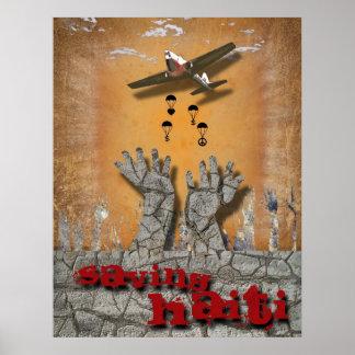 Saving Haiti Poster