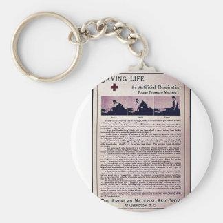 Saving Life Key Chains