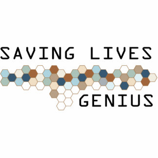 Saving Lives Genius Statuette