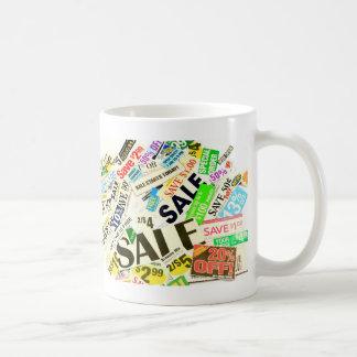 Saving Money Couponing Mug
