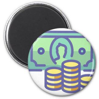 Saving Money Magnet