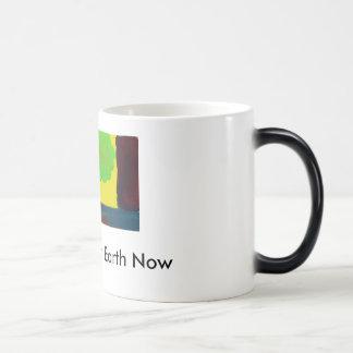 Saving Mother Earth Now Mug