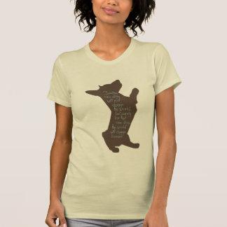 """""""Saving One Dog"""" Women's T-Shirt - Creme"""