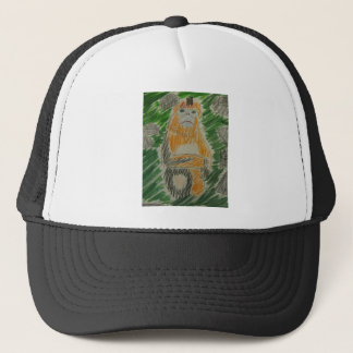 Saving Snub-Nosed Monkeys Trucker Hat