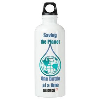 Saving the Planet SIGG Traveler 0.6L Water Bottle