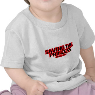 Saving The Princess Tees