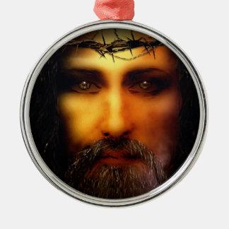 Savior Metal Ornament