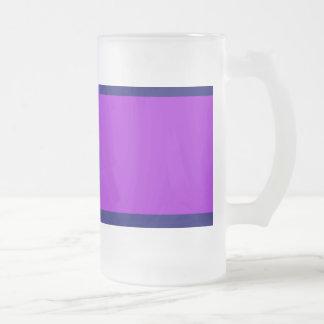 Savior 16 Oz Frosted Glass Beer Mug