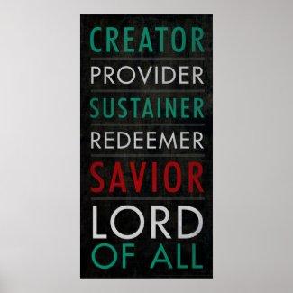 Savior Print