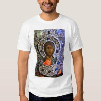 Savior with an Icon Cover Shirt