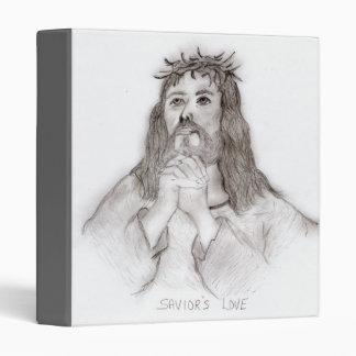 Savior's Love 3 Ring Binder