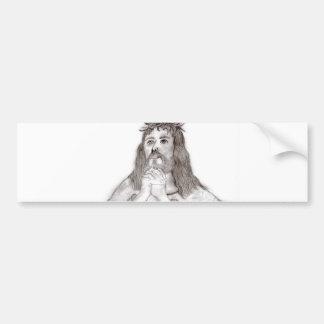 Savior's Love Bumper Stickers