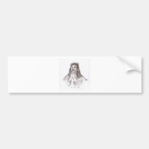Savior's Love Bumper Sticker