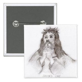 Savior's Love Pin
