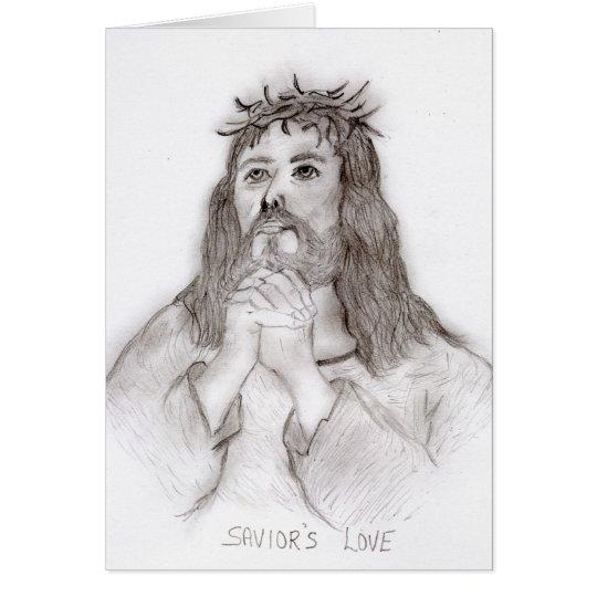 Savior's Love Card