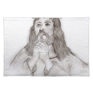 Savior's Love Cloth Placemat