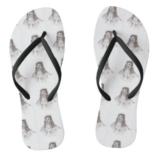 Savior's Love Flip Flops