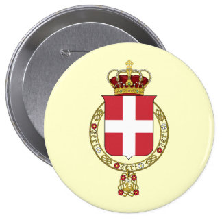 savoia del fam AIE, Italia Pin Redondo 10 Cm