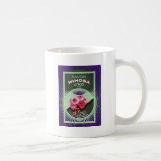 Savon Mimosa Unico 55 Coffee Mugs