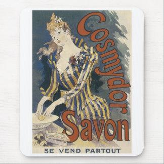 Savon Soap Poster Mouse Pad