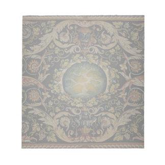 Savonnerie Carpet 1 (Full Colour) Memo Notepad