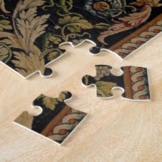 Savonnerie Carpet 1 (Full Colour) Jigsaw Puzzles