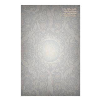 Savonnerie Carpet 1 (Full Colour) Stationery