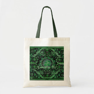 Savonnerie Carpet 1 (Green) Tote Bag