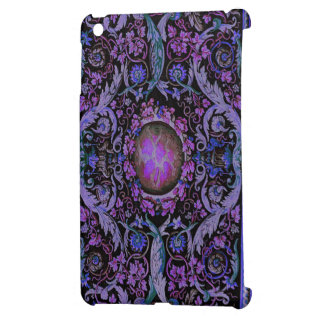 Savonnerie Carpet 1 (Purple) iPad Mini Cover