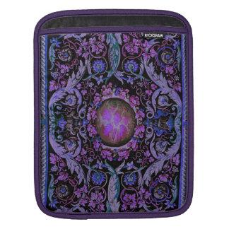 Savonnerie Carpet 1 (Purple) iPad Sleeve