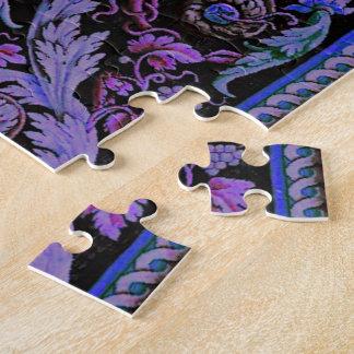 Savonnerie Carpet 1 (Purple) Puzzle