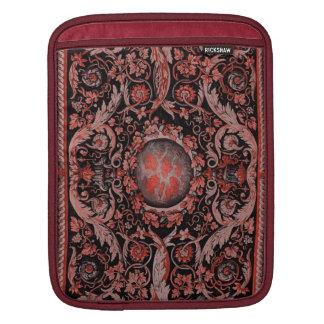 Savonnerie Carpet 1 (Red) iPad Sleeve