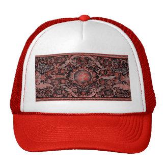 Savonnerie Carpet 1 (Red) Trucker Hat