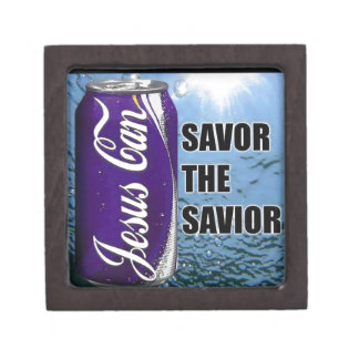 Savor the Savior Premium Keepsake Box