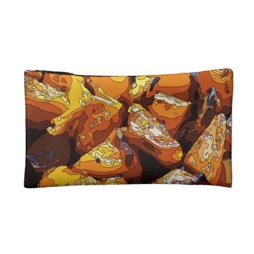Savory Baked Sweet Potatoes and Raisins Makeup Bag